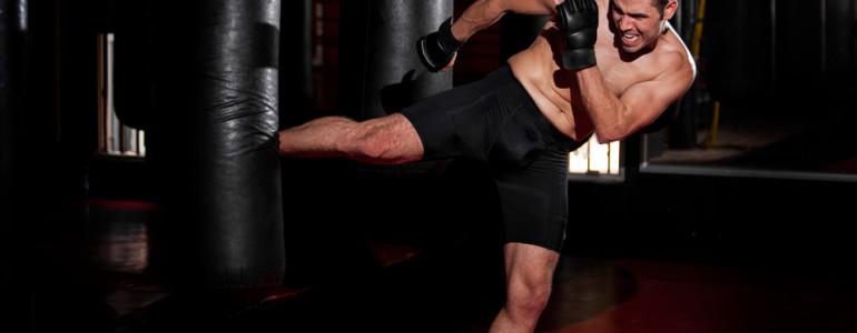 MMA träning